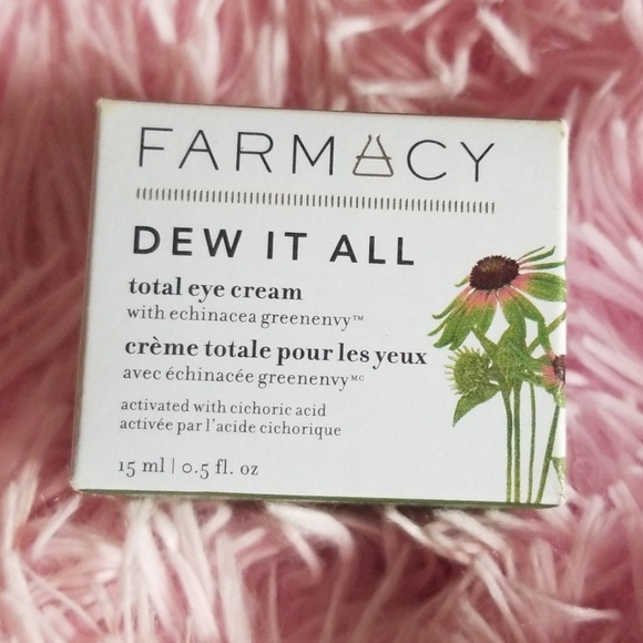 Sephora Other - Farmacy Dew It All Total Eye Cream
